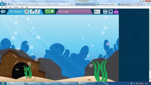 under sea esp
