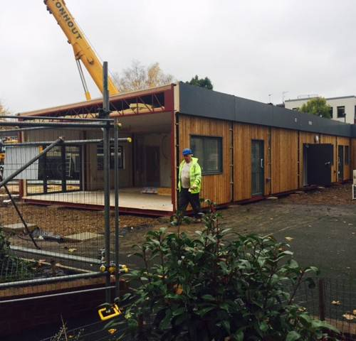 New Building Update St Mark 39 S C Of E Primary School