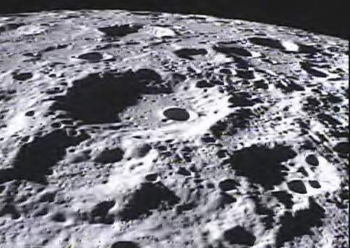 planets moons craters - photo #22
