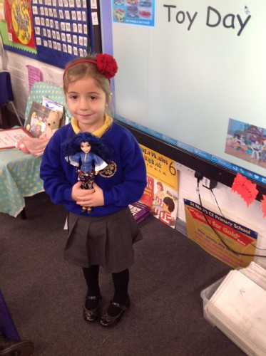 Bring Your Toy to School Day! - St Mark's C of E Primary School