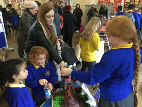 National Science Week! - St Mark's C of E Primary School