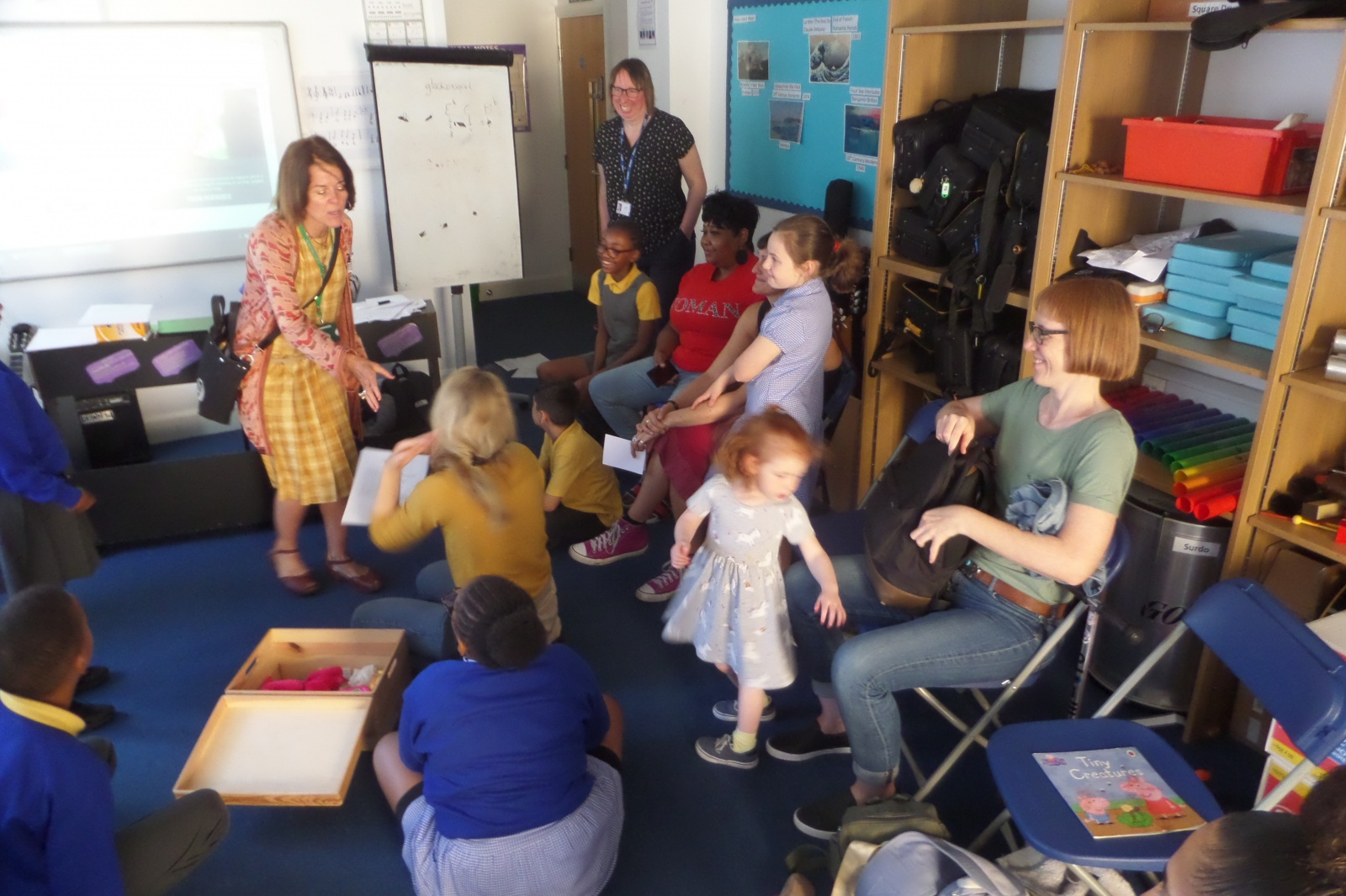 Parents Coffee Morning    - St Mark's C of E Primary School